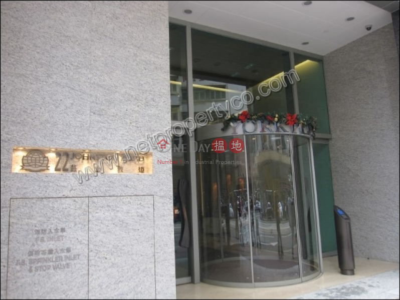 HK$ 9.5M | York Place Wan Chai District, Open Kitchen Apartment for Sale with Lease