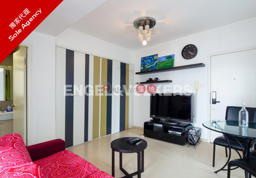 1 Bed Flat for Sale in Mid Levels West, Woodlands Court 活倫閣 Sales Listings | Western District (EVHK98227)