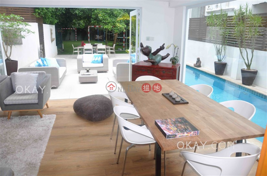 Property Search Hong Kong | OneDay | Residential | Rental Listings | Rare house with balcony & parking | Rental