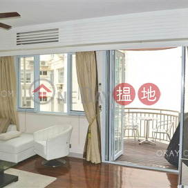 Beautiful 3 bed on high floor with balcony & parking | For Sale