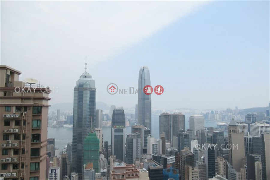 Property Search Hong Kong | OneDay | Residential | Rental Listings | Beautiful 3 bed on high floor with balcony & parking | Rental