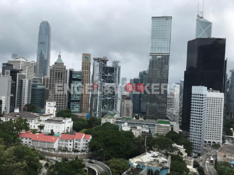 Studio Flat for Rent in Mid-Levels East, Caine Terrace 嘉賢臺 Rental Listings | Eastern District (EVHK44368)