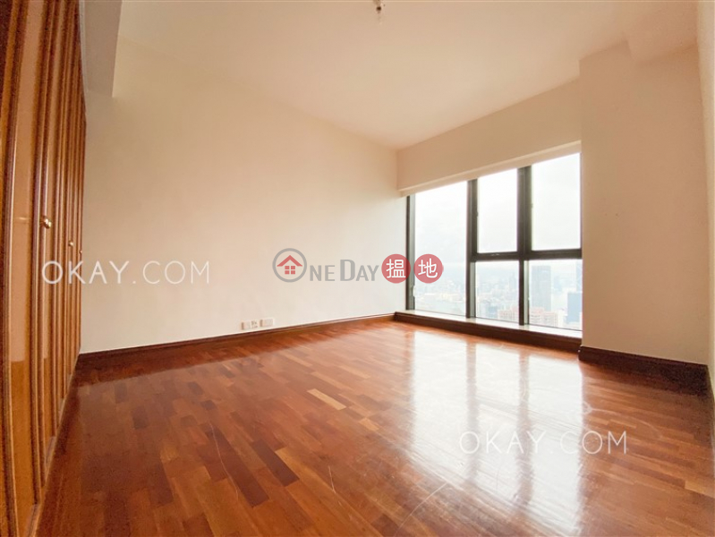 Property Search Hong Kong | OneDay | Residential Rental Listings Rare 3 bed on high floor with harbour views & balcony | Rental