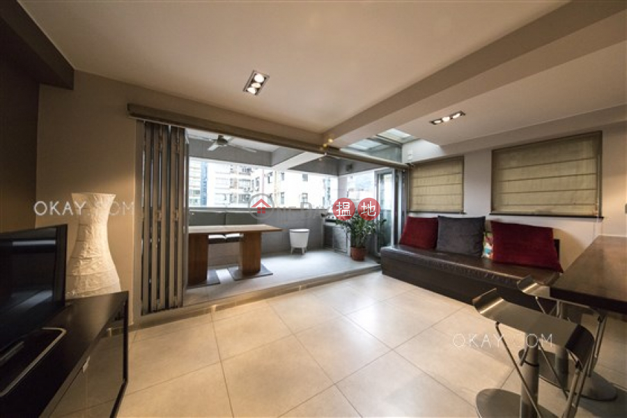 Property Search Hong Kong | OneDay | Residential, Rental Listings, Gorgeous 1 bedroom on high floor with terrace | Rental