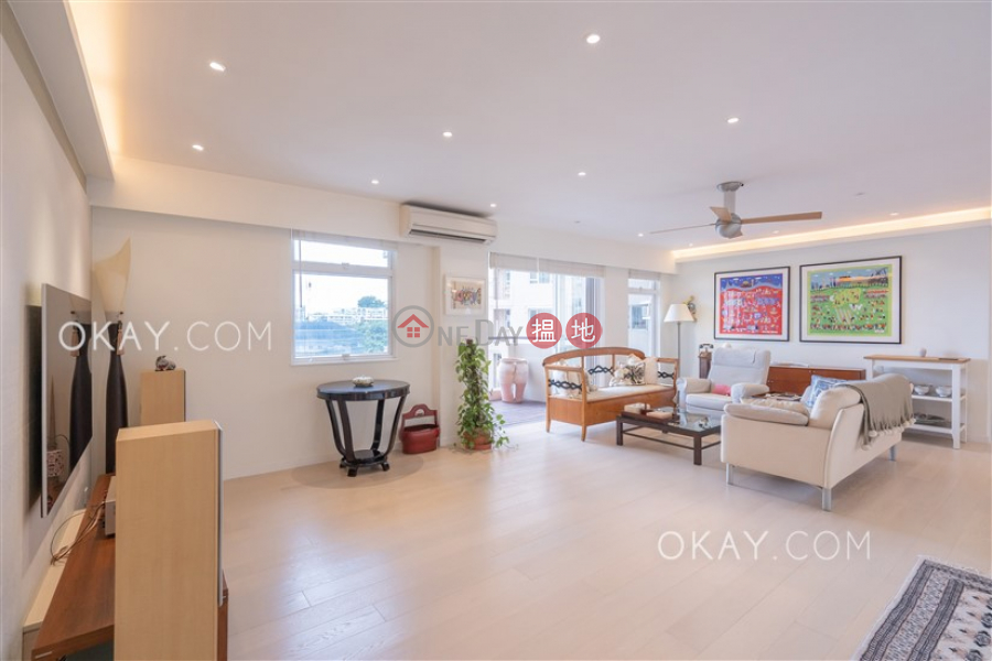 Luxurious 2 bed on high floor with balcony & parking | For Sale | Block 45-48 Baguio Villa 碧瑤灣45-48座 Sales Listings