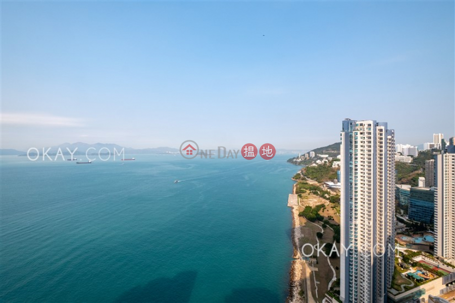 Unique 3 bedroom on high floor with balcony & parking | Rental | Phase 6 Residence Bel-Air 貝沙灣6期 Rental Listings