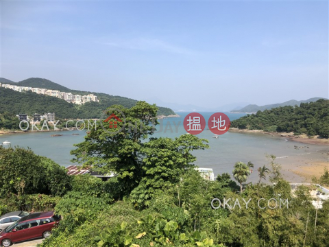 Stylish house with sea views, rooftop & terrace | Rental|Tai Hang Hau Village(Tai Hang Hau Village)Rental Listings (OKAY-R363513)_0