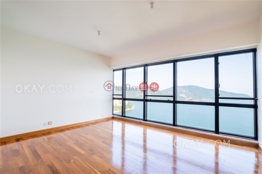 Stylish 4 bed on high floor with sea views & balcony | Rental | Pacific View 浪琴園 Rental Listings