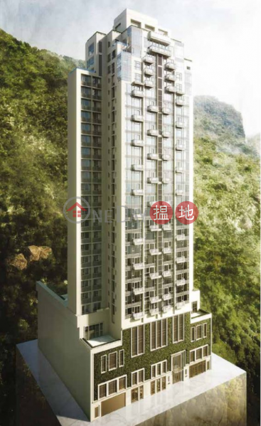Studio Flat for Rent in Mid Levels West, The Morgan 敦皓 Rental Listings | Western District (EVHK43261)