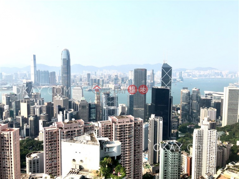 Property Search Hong Kong | OneDay | Residential, Sales Listings Lovely penthouse with harbour views, balcony | For Sale
