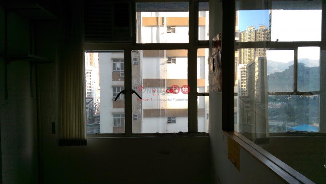 喜利佳工業大廈|45-47坳背灣街 | 沙田-香港-出租HK$ 12,000/ 月