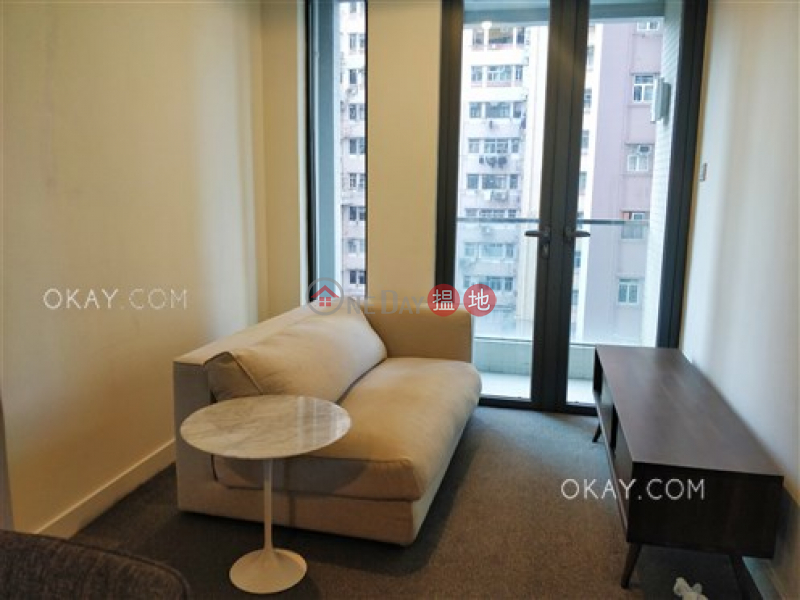 Lovely 2 bedroom with balcony | Rental, 18 Catchick Street 吉席街18號 Rental Listings | Western District (OKAY-R294105)