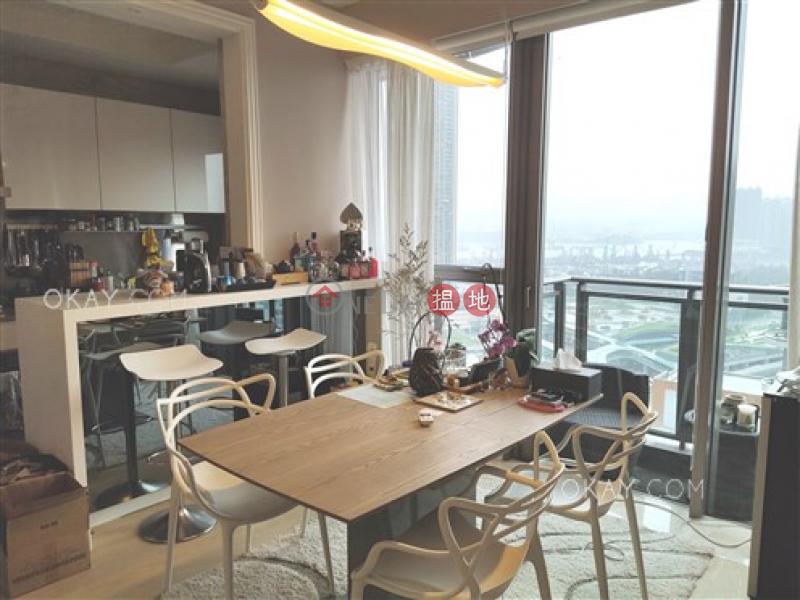 HK$ 35M, Grand Austin Tower 1 Yau Tsim Mong Stylish 2 bedroom on high floor with balcony | For Sale