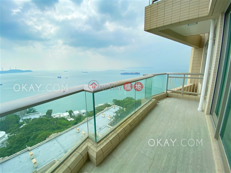 HK$ 100,000/ month   Villas Sorrento   Western District, Unique 3 bedroom with sea views, balcony   Rental