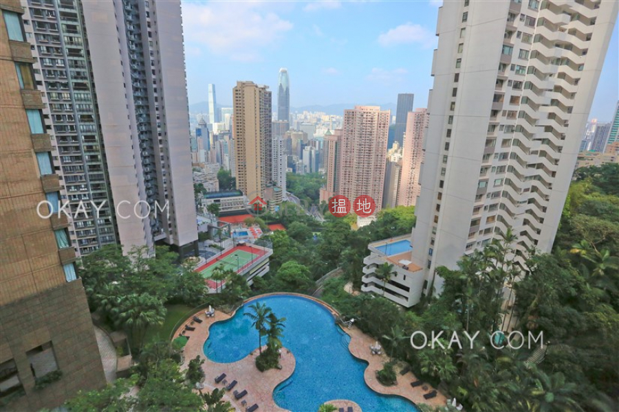 Property Search Hong Kong | OneDay | Residential | Rental Listings | Lovely 4 bedroom with harbour views, terrace | Rental