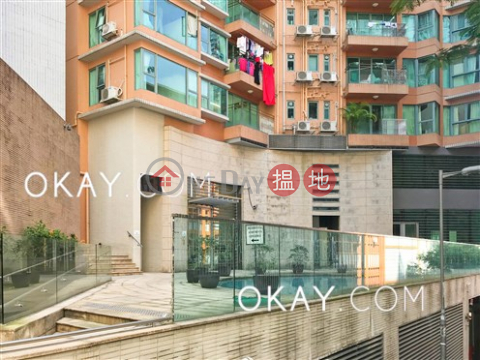 Charming 3 bedroom on high floor with balcony | For Sale|Jardine Summit(Jardine Summit)Sales Listings (OKAY-S4169)_0