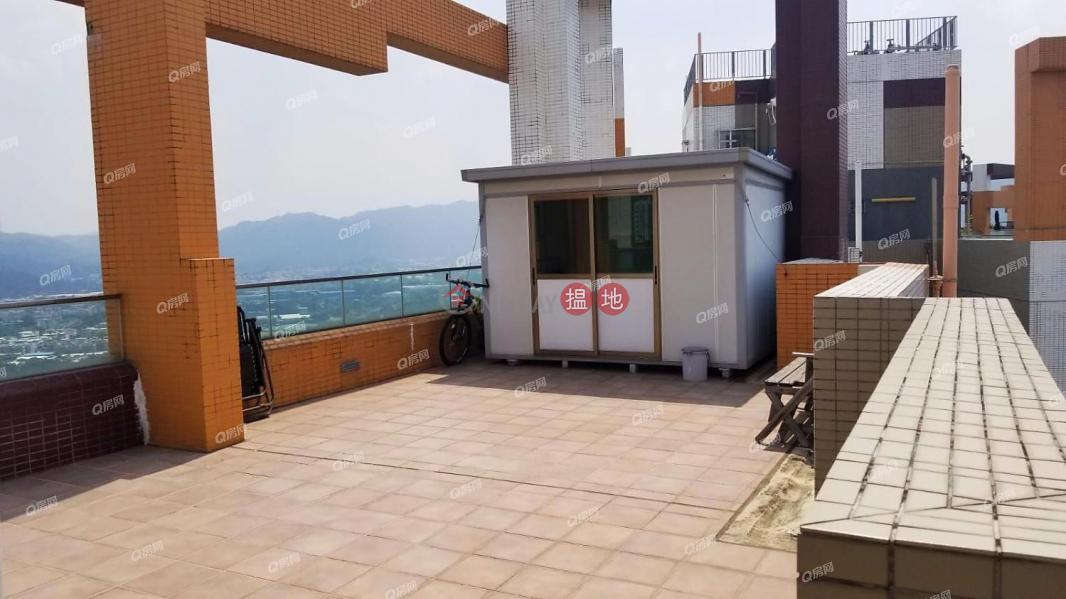 極罕有頂層連大呎數天台單位,無敵景觀,廳大房大《翹翠峰 6座買賣盤》|翹翠峰 6座(Emerald Green Block 6)出售樓盤 (XGXJ579500650)