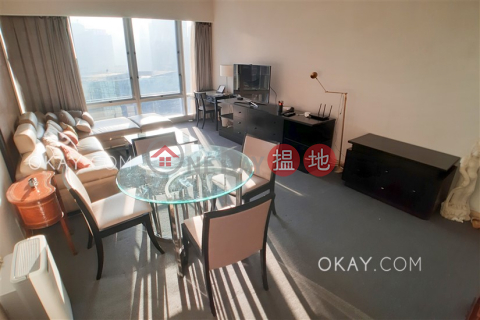 Unique 1 bedroom on high floor with sea views | Rental|Convention Plaza Apartments(Convention Plaza Apartments)Rental Listings (OKAY-R39688)_0
