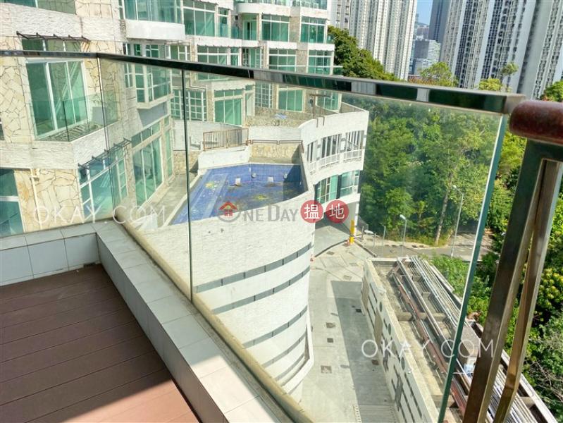 Tasteful 4 bedroom with balcony & parking | Rental | One Kowloon Peak 壹號九龍山頂 Rental Listings