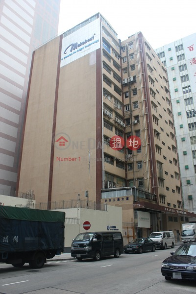 Sha Tin Industrial Building (Sha Tin Industrial Building) Fo Tan|搵地(OneDay)(1)