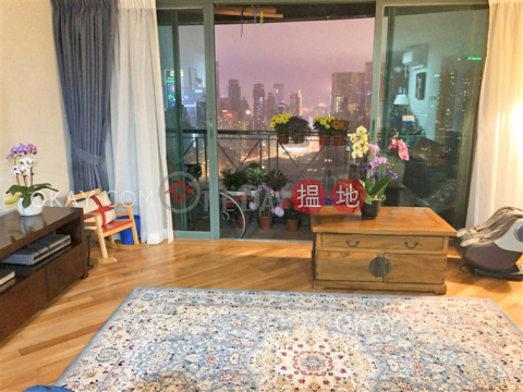 Efficient 3 bed with racecourse views, rooftop | For Sale|18 Tung Shan Terrace(18 Tung Shan Terrace)Sales Listings (OKAY-S13216)_0