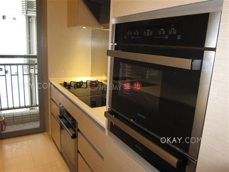 Popular 3 bedroom with harbour views & balcony | Rental | SOHO 189 西浦 Rental Listings