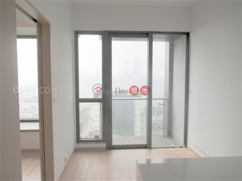 HK$ 13M, The Gloucester | Wan Chai District Gorgeous 1 bedroom with balcony | For Sale