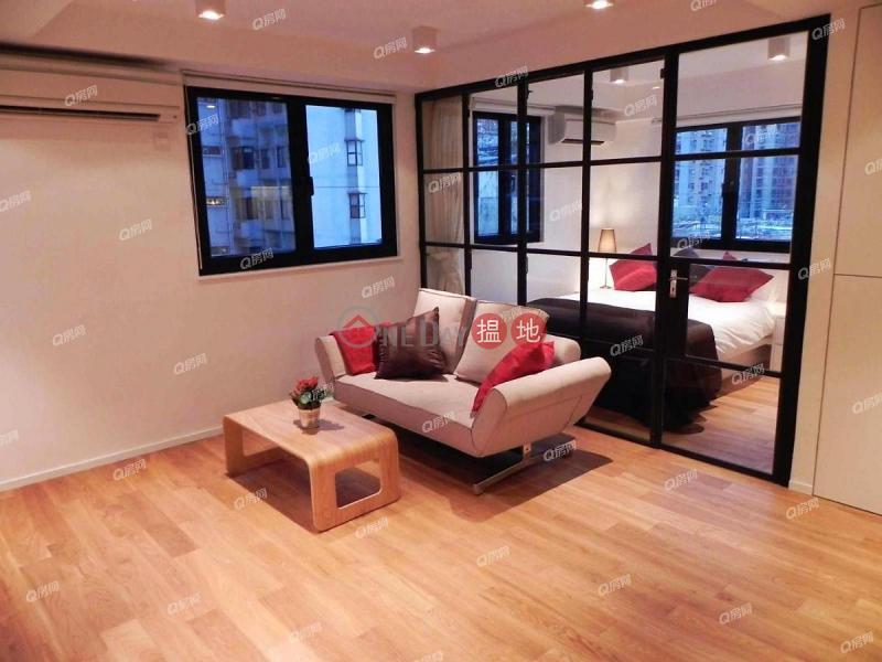 環境優美,品味裝修,地段優越《啟發大廈買賣盤》160-168荷李活道   中區 香港-出售 HK$ 800萬