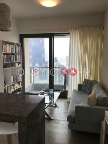 HK$ 15M The Pierre   Central District, Gorgeous 1 bedroom on high floor with balcony   For Sale