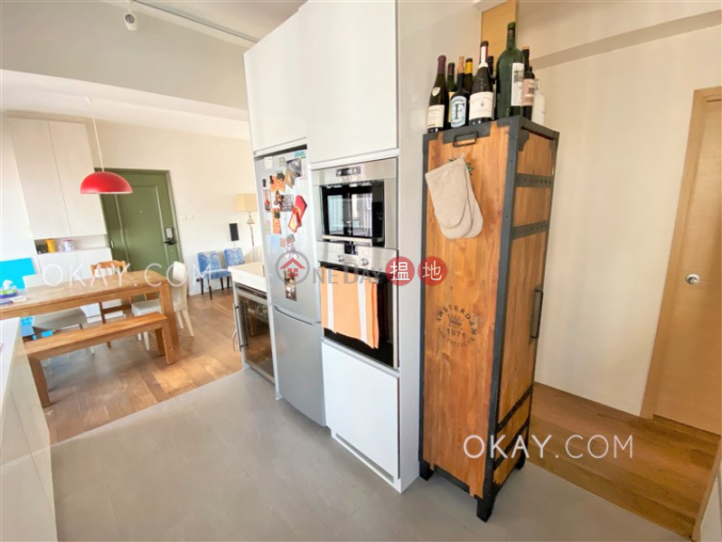 Tasteful 3 bedroom on high floor | Rental | 84 Bonham Road | Western District | Hong Kong, Rental, HK$ 45,000/ month