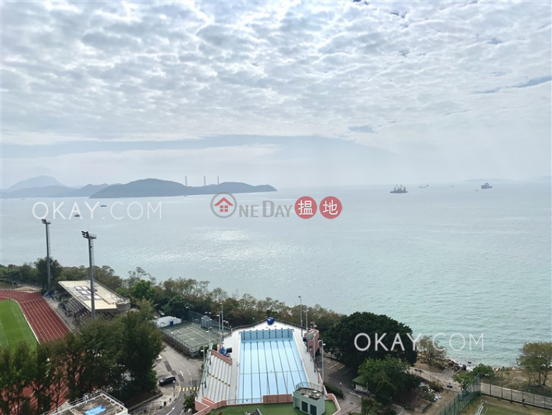 Property Search Hong Kong | OneDay | Residential, Rental Listings Efficient 4 bed on high floor with sea views & balcony | Rental