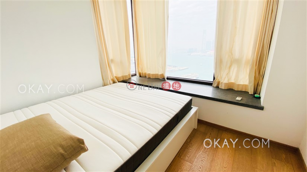 HK$ 26M, The Gloucester Wan Chai District | Lovely 2 bed on high floor with harbour views & balcony | For Sale
