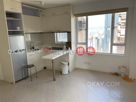 Tasteful 1 bedroom on high floor with terrace   For Sale Ying Fai Court(Ying Fai Court)Sales Listings (OKAY-S78171)_0