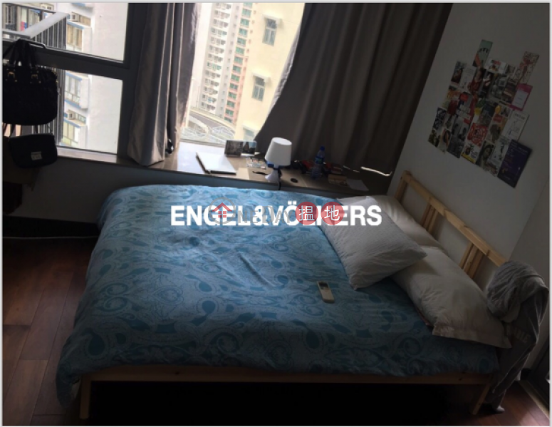 Studio Flat for Sale in Shek Tong Tsui, Eivissa Crest 尚嶺 Sales Listings | Western District (EVHK44658)