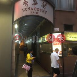 Luna Court,Tsim Sha Tsui, Kowloon