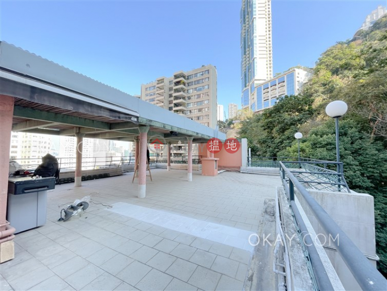 Stylish 4 bedroom on high floor with rooftop & balcony   Rental   5-7 Brewin Path   Central District Hong Kong Rental   HK$ 110,000/ month