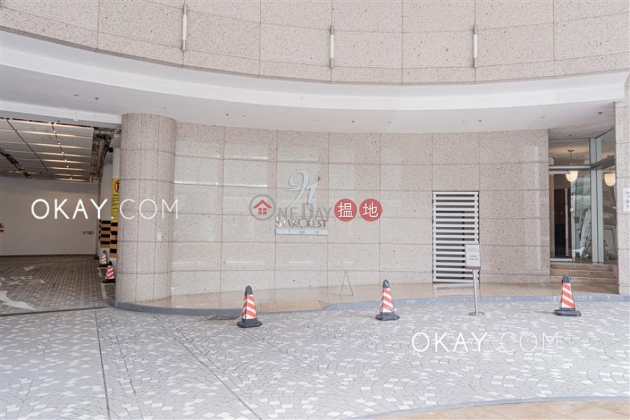 1房1廁,極高層,星級會所,連租約發售星域軒出租單位 9星街   灣仔區 香港出租HK$ 41,000/ 月