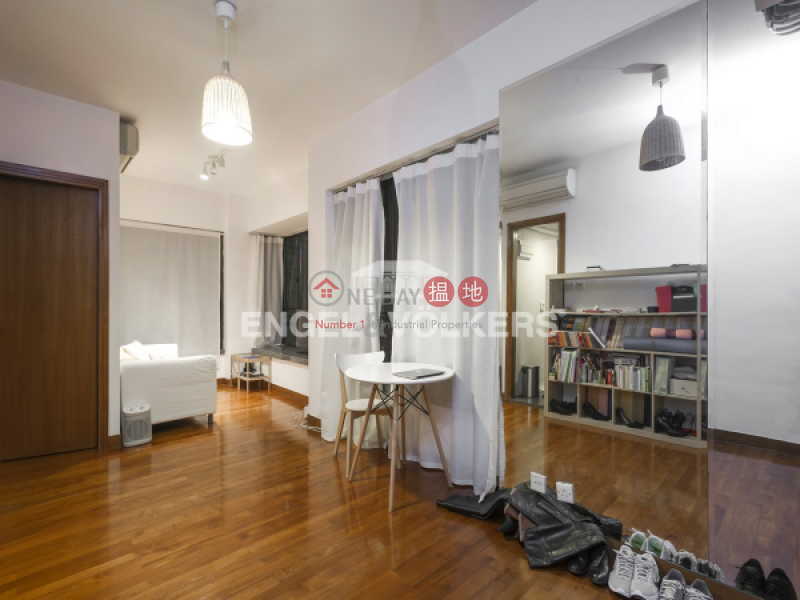 1 Bed Flat for Sale in Central Mid Levels | Bella Vista 蔚晴軒 Sales Listings