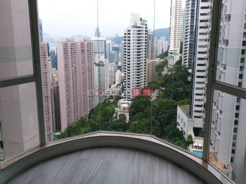 2 Bedroom Flat for Rent in Central Mid Levels | Valverde 蔚皇居 Rental Listings