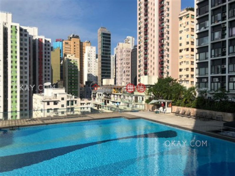 Gorgeous 3 bedroom with harbour views & terrace | For Sale | Park Towers Block 1 柏景臺1座 Sales Listings