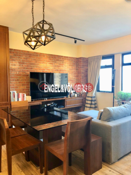 HK$ 15M | Golden Valley Mansion Central District, 1 Bed Flat for Sale in Soho