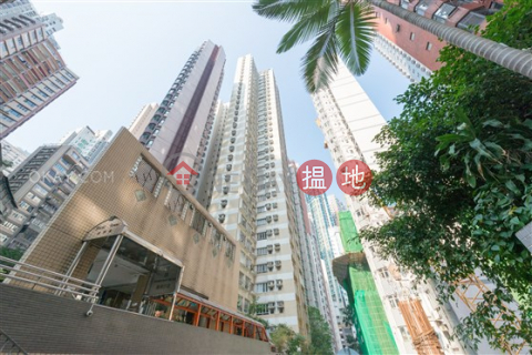 Lovely 2 bedroom in Mid-levels West | For Sale|Floral Tower(Floral Tower)Sales Listings (OKAY-S90220)_0