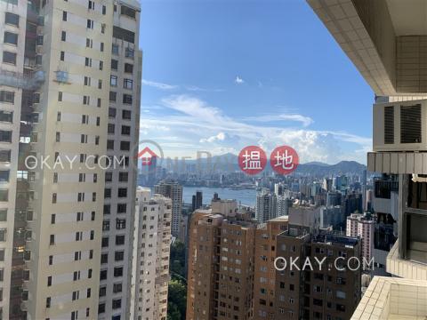 Luxurious 3 bedroom with balcony & parking | Rental|Flora Garden Block 2(Flora Garden Block 2)Rental Listings (OKAY-R102417)_0