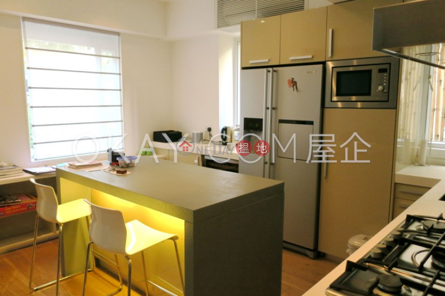 HK$ 23.5M   Hanwin Mansion Western District Gorgeous 2 bedroom with terrace   For Sale