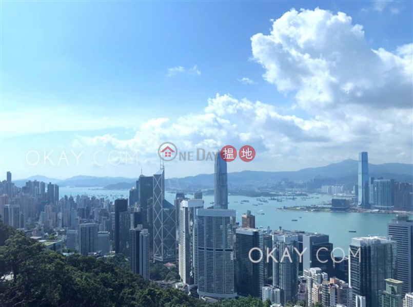 HK$ 268,000/ month | Interocean Court Central District, Lovely 5 bedroom with harbour views, balcony | Rental