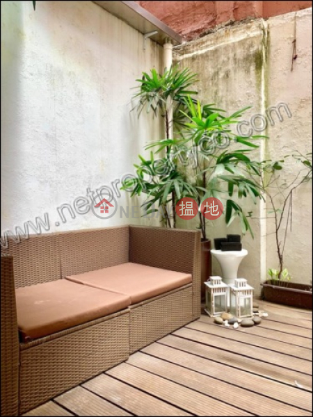 Apartment with Terrace for Rent in Wan Chai 84-86 Thomson Road   Wan Chai District, Hong Kong Rental, HK$ 16,500/ month