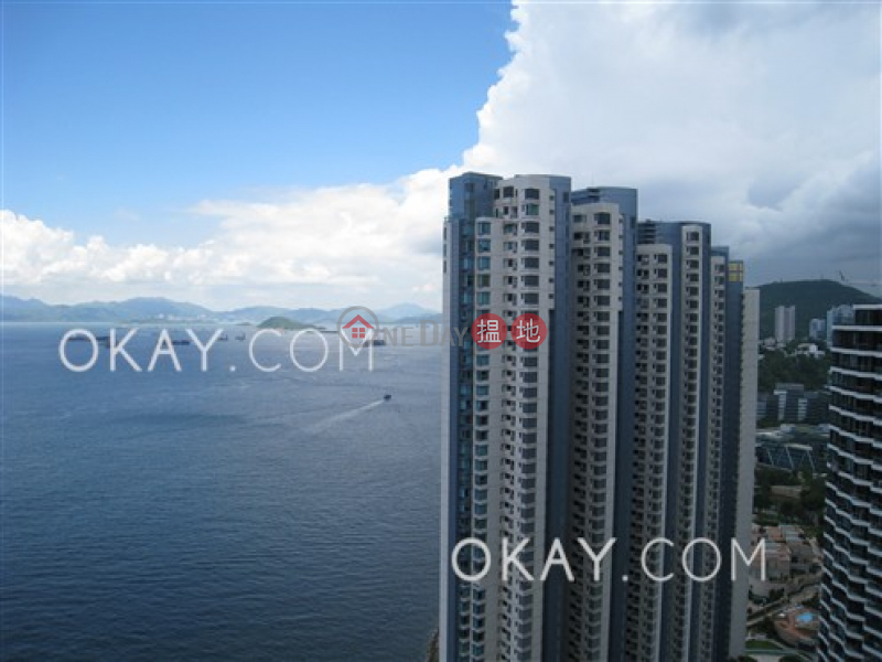 HK$ 38,800/ month | Phase 4 Bel-Air On The Peak Residence Bel-Air Southern District Gorgeous 2 bed on high floor with sea views & balcony | Rental
