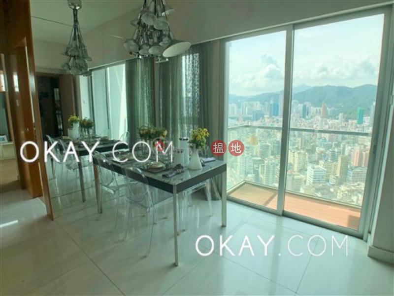HK$ 34,000/ 月|都匯|油尖旺|3房2廁,極高層,可養寵物,露台《都匯出租單位》