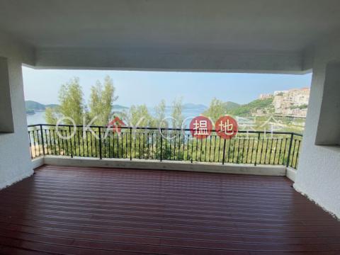 Rare 3 bedroom on high floor with sea views & balcony | Rental|Block A Repulse Bay Mansions(Block A Repulse Bay Mansions)Rental Listings (OKAY-R47556)_0
