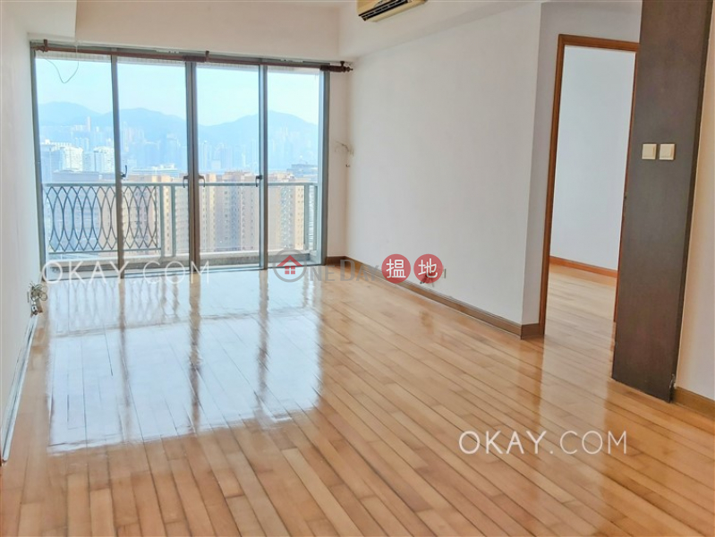 HK$ 45,000/ month, Parc Palais Tower 3, Yau Tsim Mong Exquisite 3 bedroom on high floor with balcony | Rental